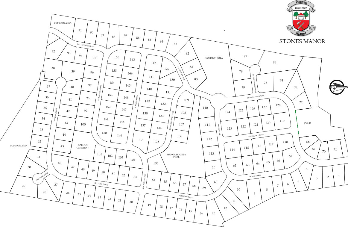 Available Lots